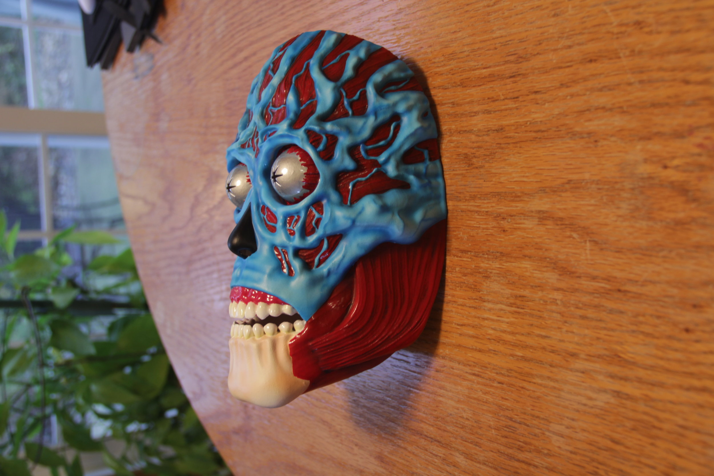 They Live 3D Printed Mask