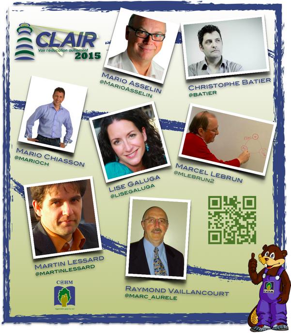 http://clair2015.wikispaces.com/Conf%C3%A9renciers