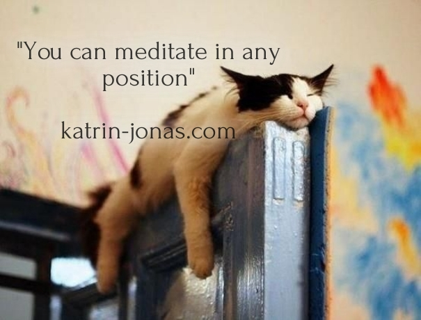 cat- you can meditate in any position.jpg