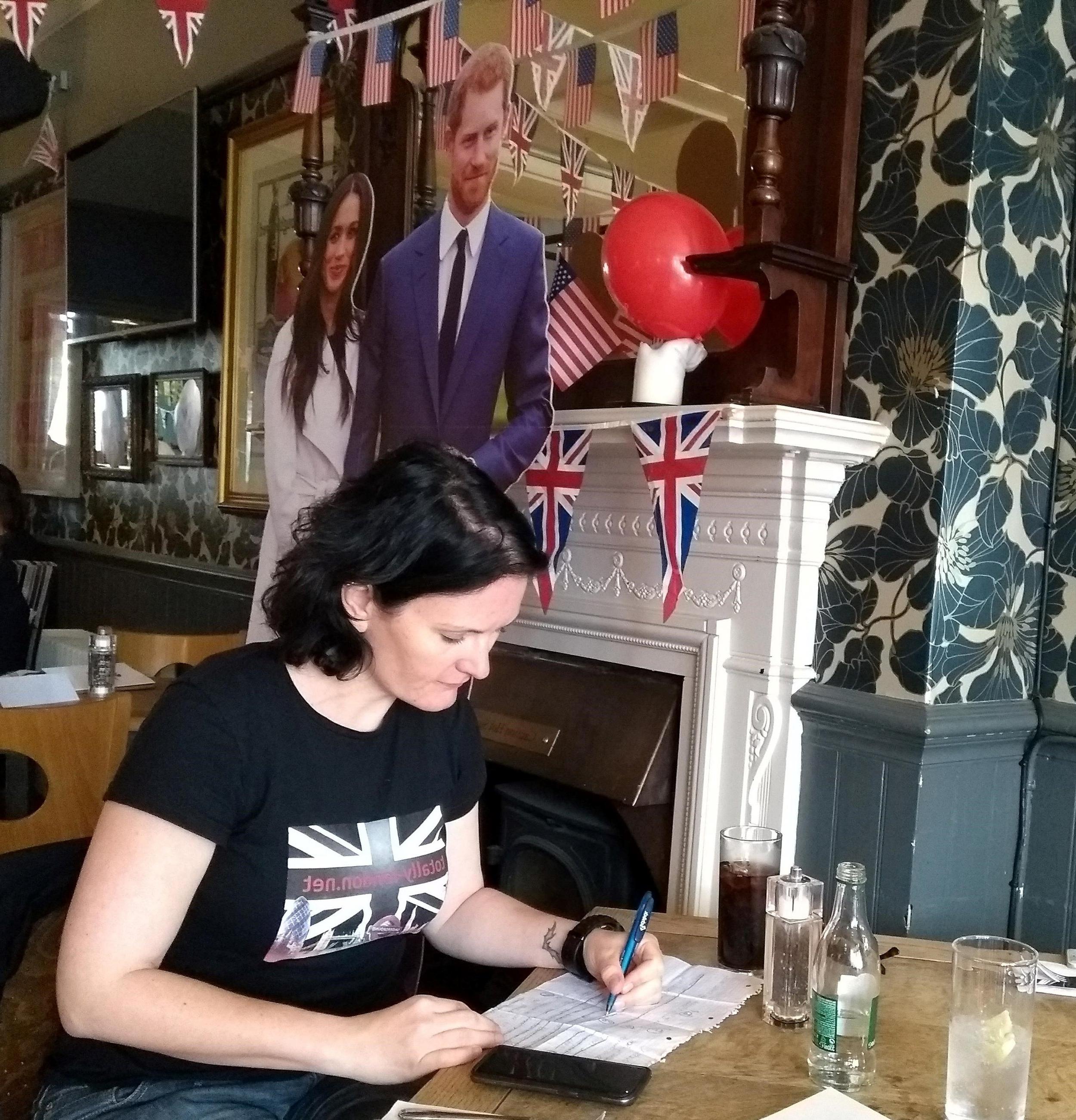 Simone Totally-London at work.jpg
