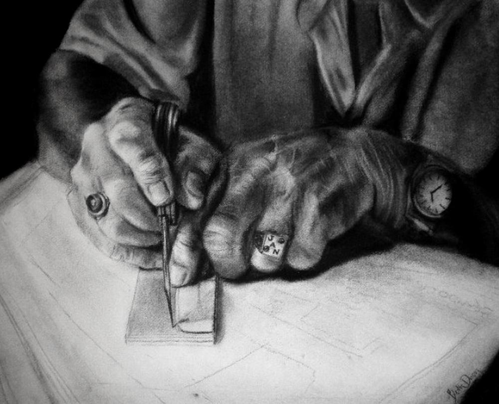 A Sailor's Hands