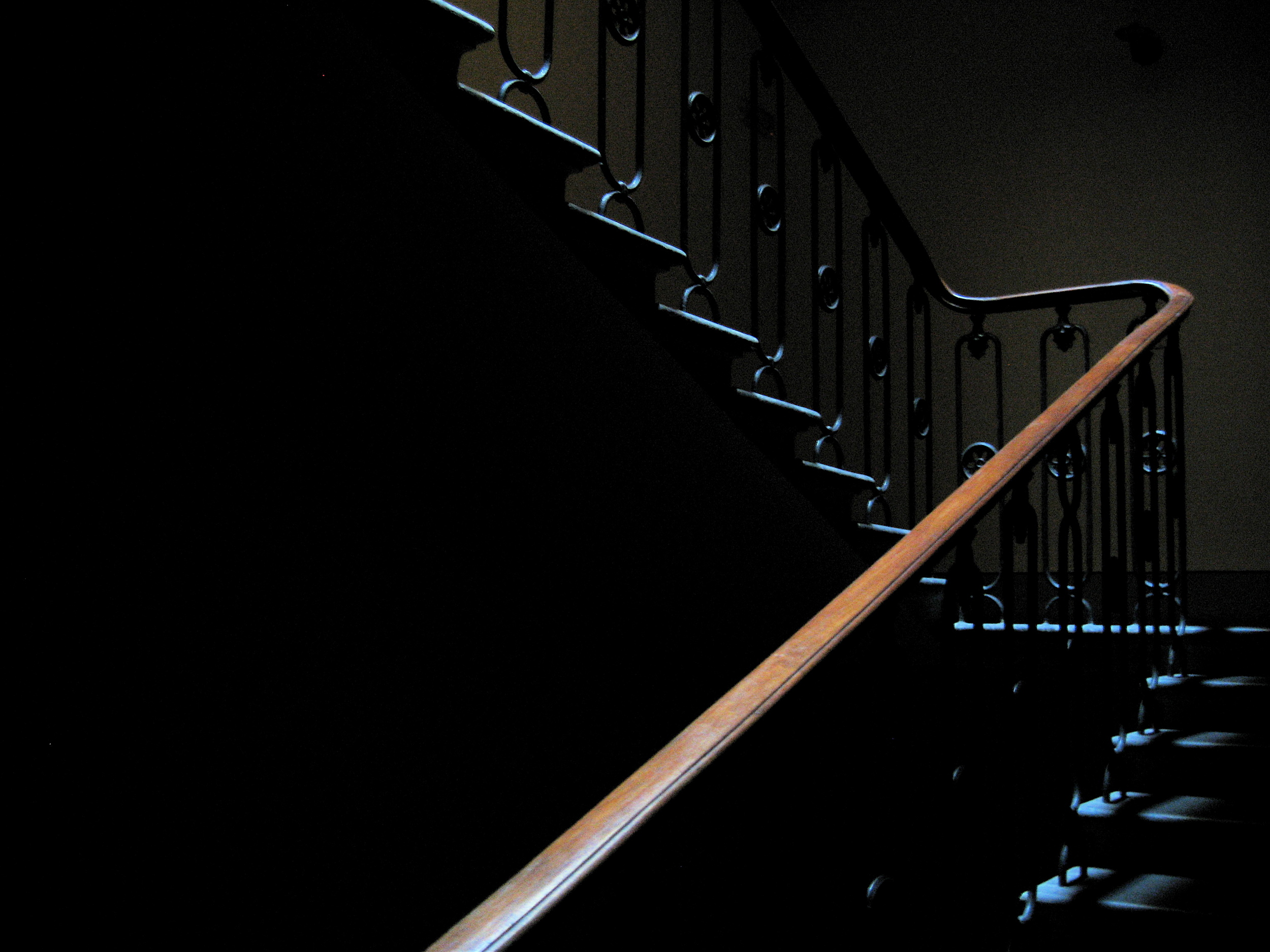 Stairs at 3 dei Servi