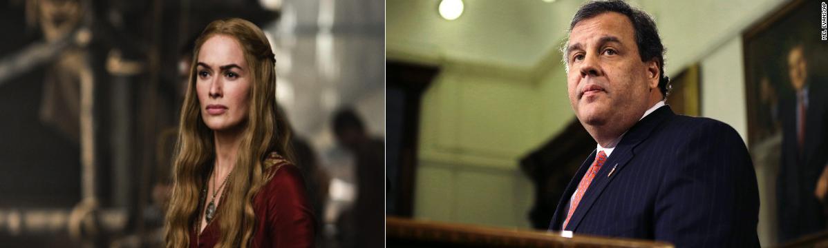 Photos: HBO, CNN