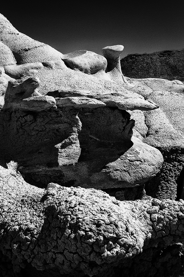 Bisti Badlands Wilderness, NM
