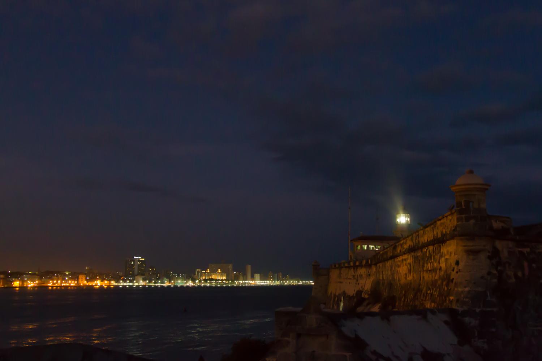 Havana Dawn, from El Morro