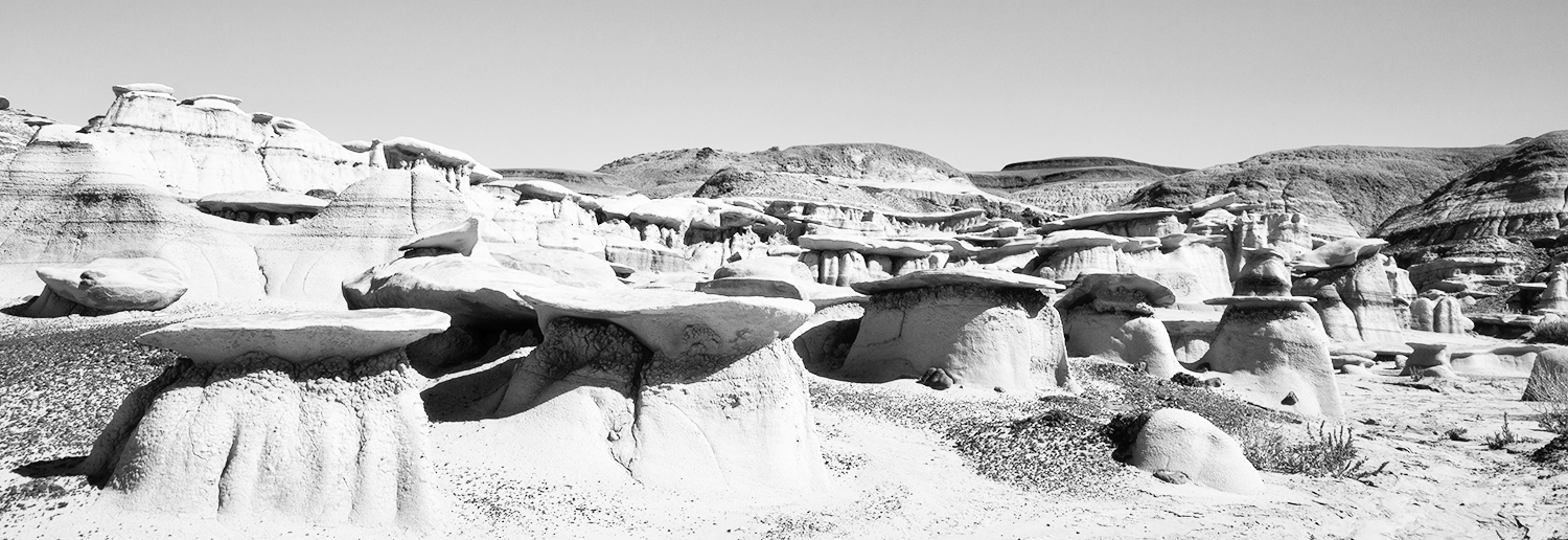 Bisti Badlands Wilderness, New Mexico