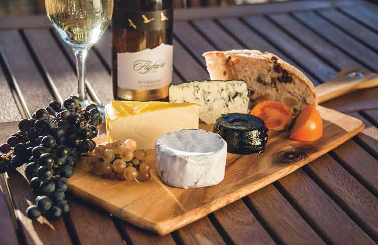 Flyfaire's Cheese Platter to Share with Cheese by Lochelian
