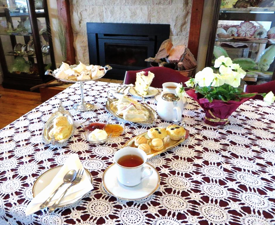 Mother's Day 2016 - Country Style Afternoon Tea