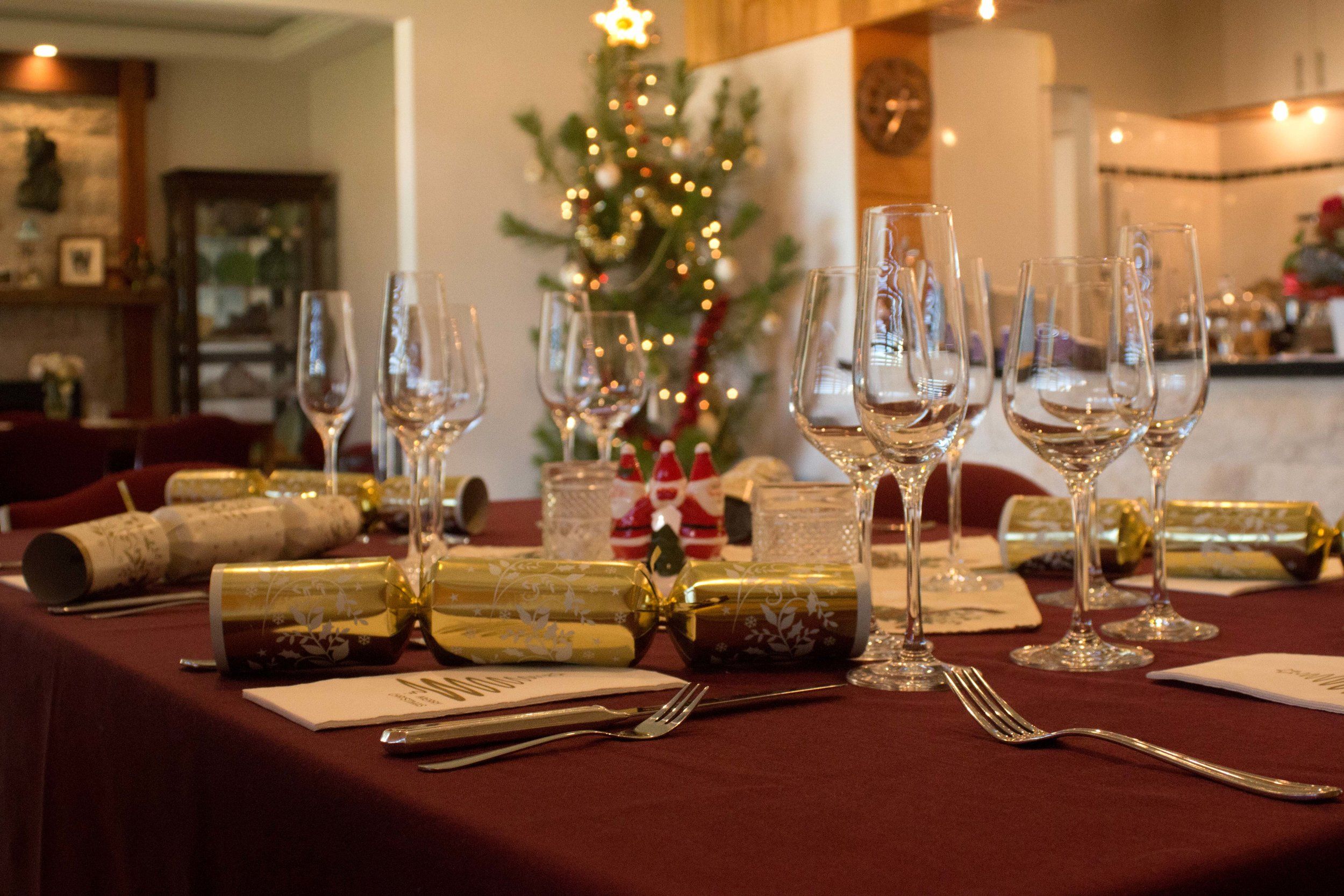 Book your Christmas function today for December 2016!