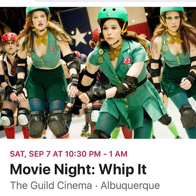 Come hang out with DCRD and watch this amazing flick this Saturday the 7th at the Guild Cinema! #dcrd #whipitmovie #dukecityrollerderby #beyourownhero #rollerderby