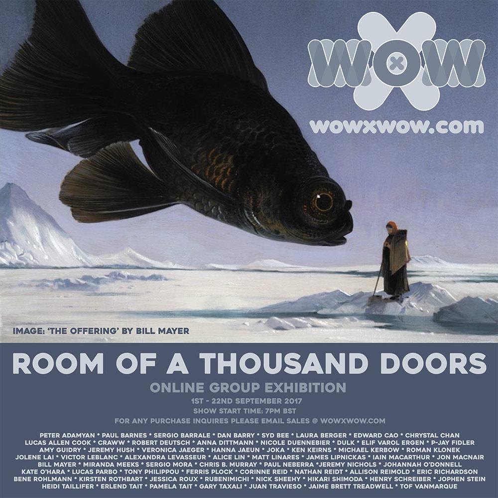 Room of a Thousand Doors - Flyer (Bill Mayer).jpg