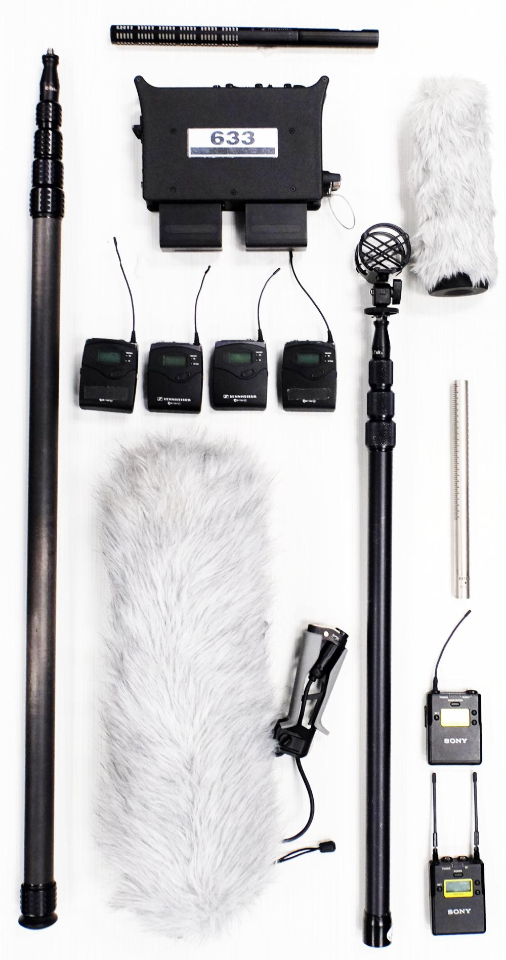 Production Audio -