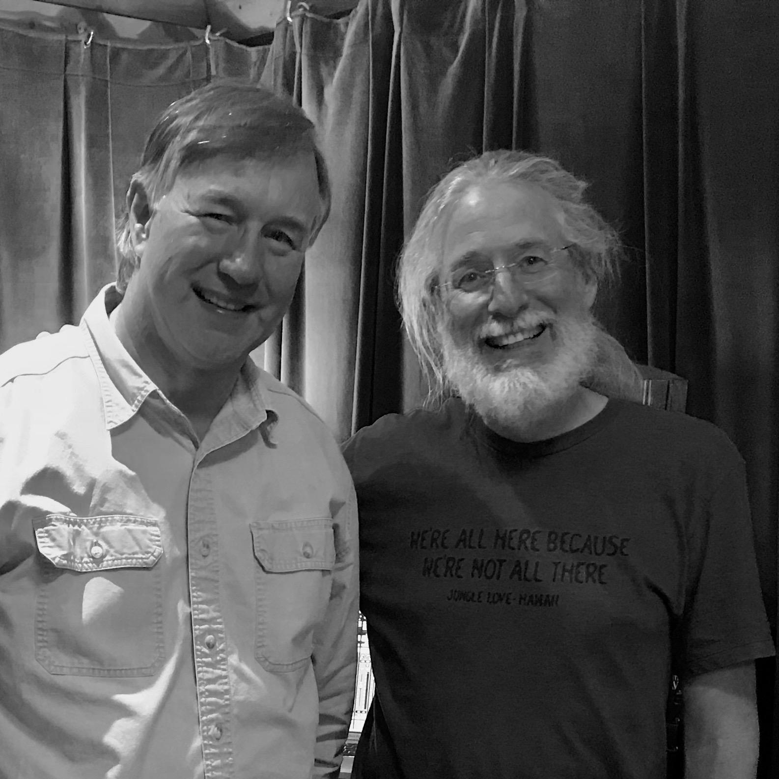 Walt and John
