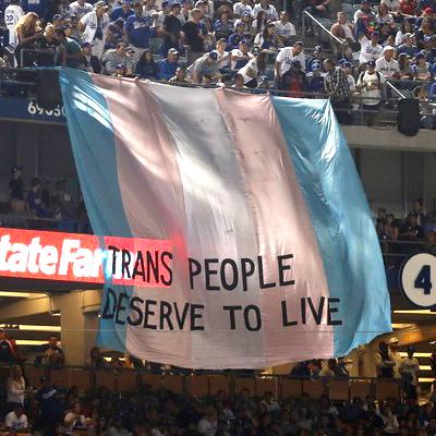 trans pride flag world series banner drop lede.png