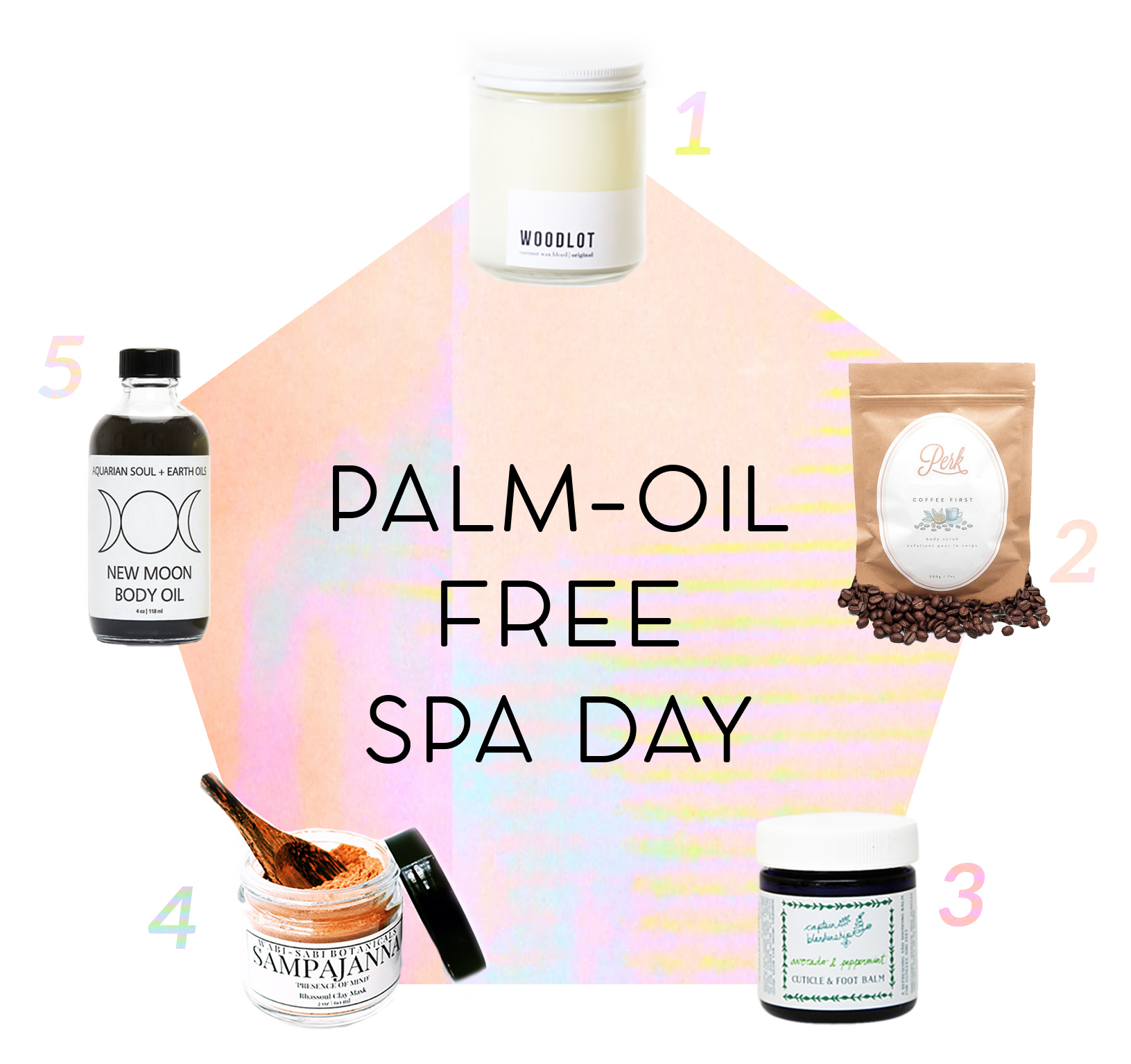 Have a Conflict-Free Spa Day, At Home