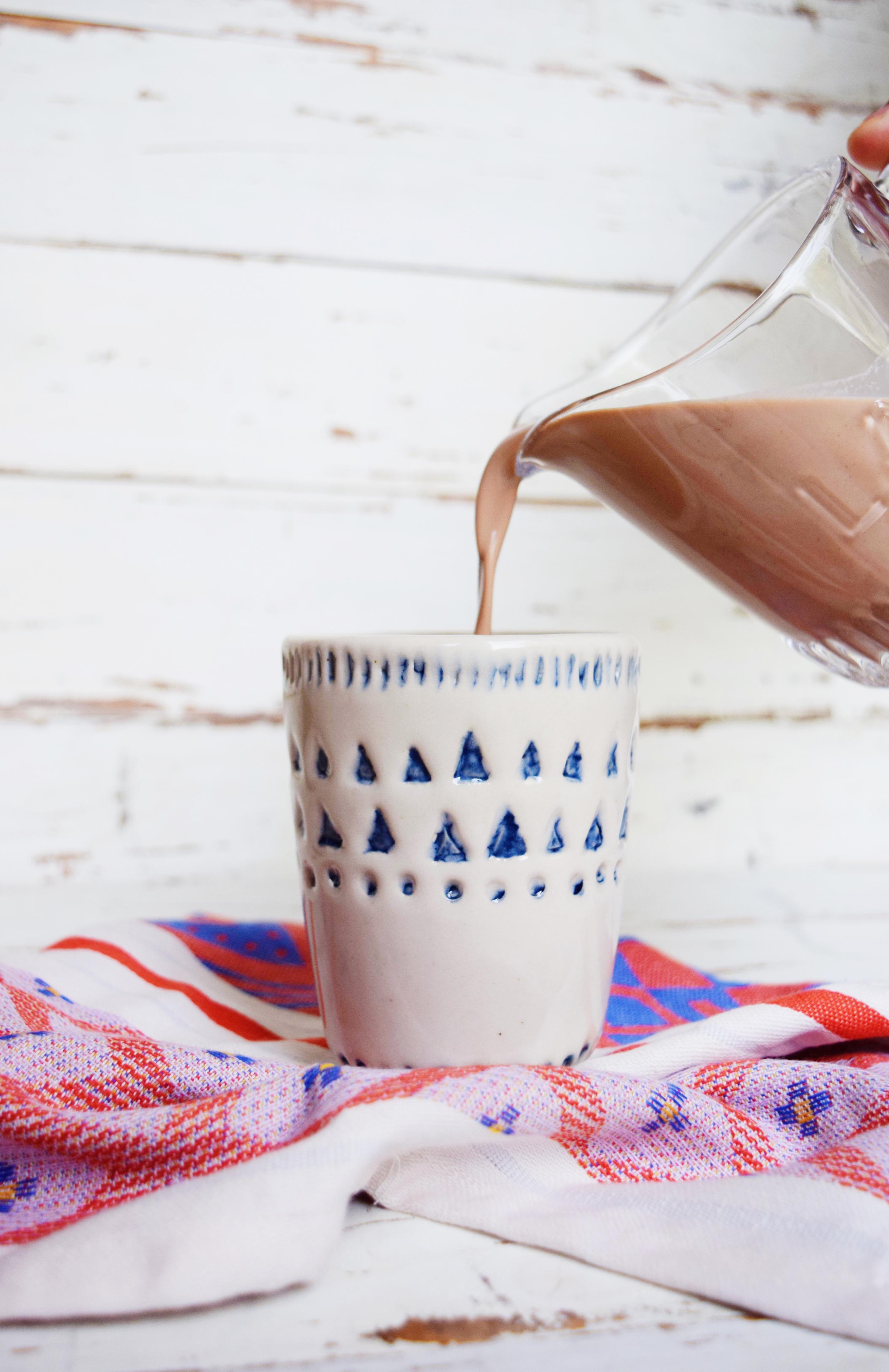 How to Make: Chocolate Hemp Milk | Selva Beat Magazine