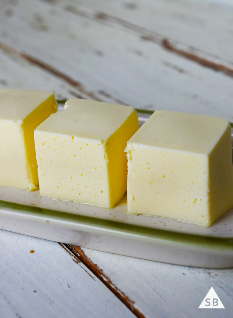 How to Make: Vegan, Palm-Oil Free Butter   Selva Beat