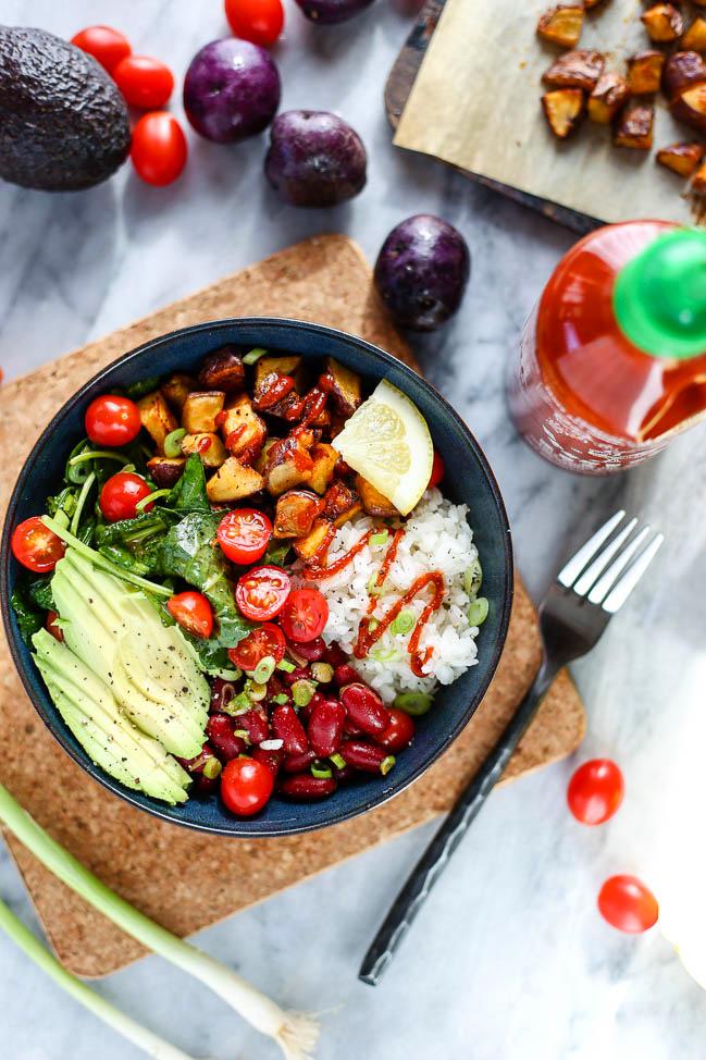 Spicy Sriracha Bowl