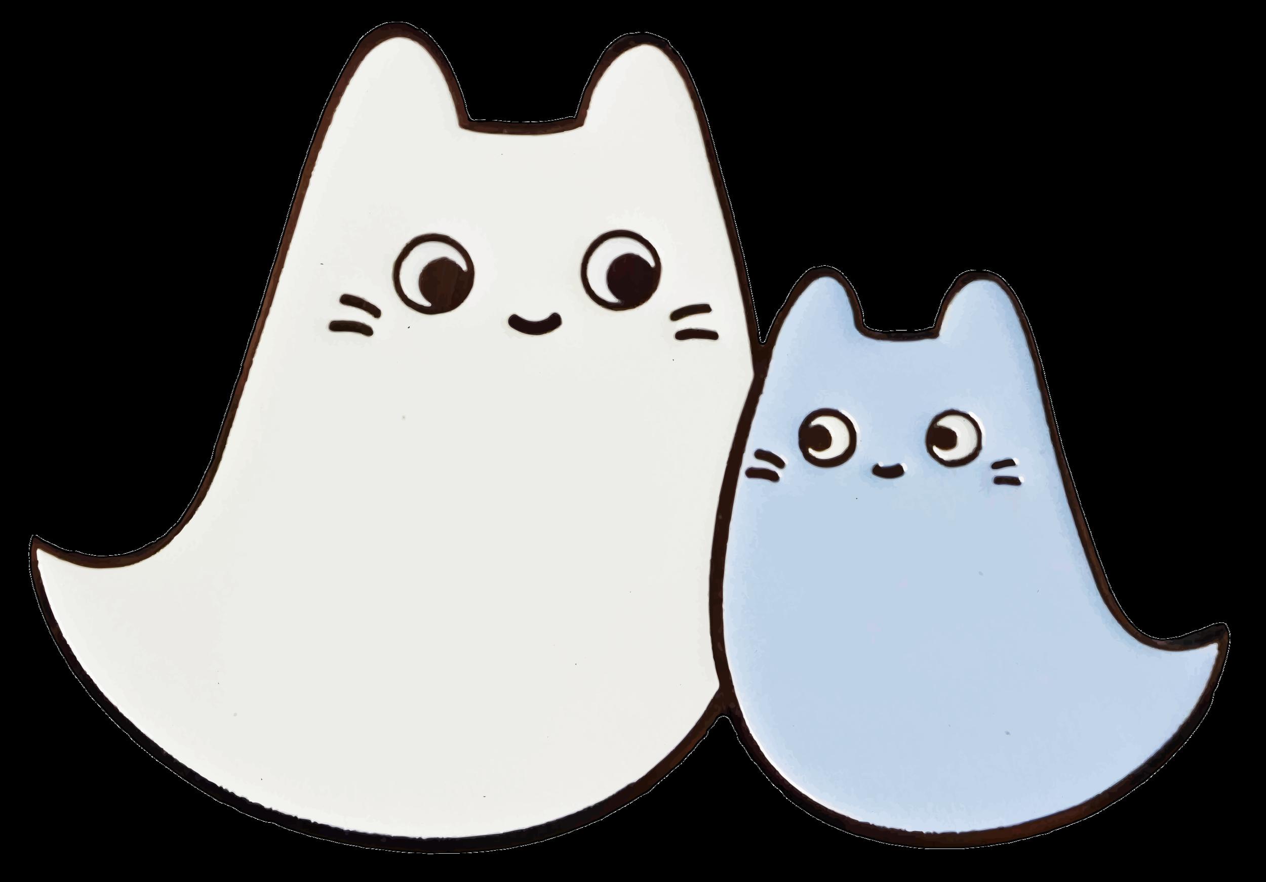 Ghost Cat Pals