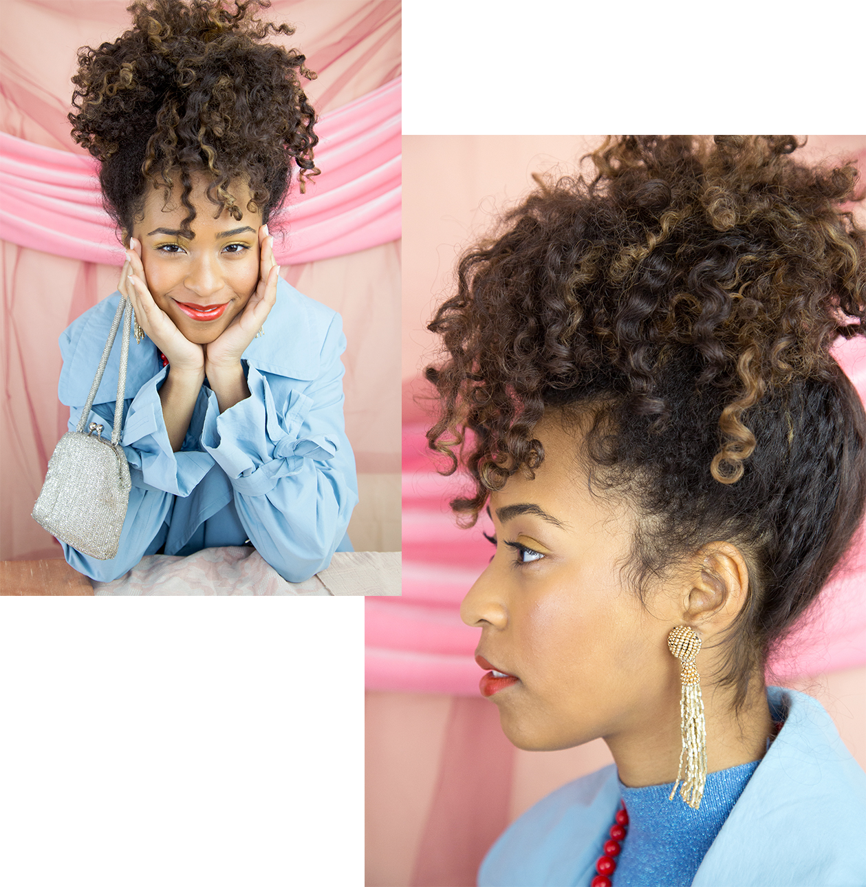 Finally A Barrette That Won T Let Your Natural Hair Down