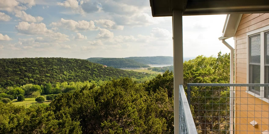 Travaasa, Texas:  A unique, experiential resort located in Texas hill country.