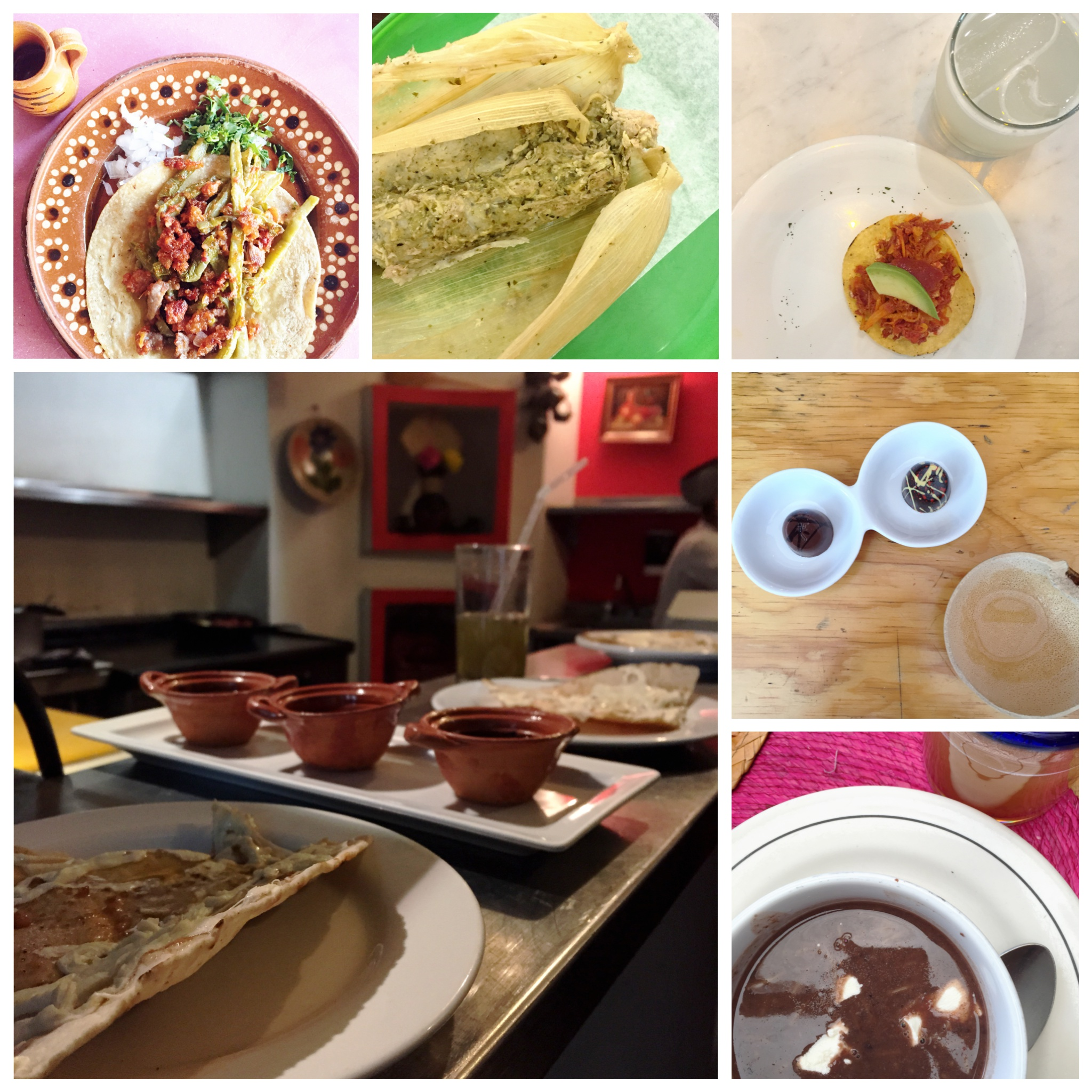 Walking Food Tour in Mexico City