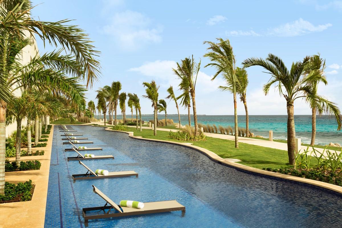 photo courtesy of Hyatt Ziva Cancun