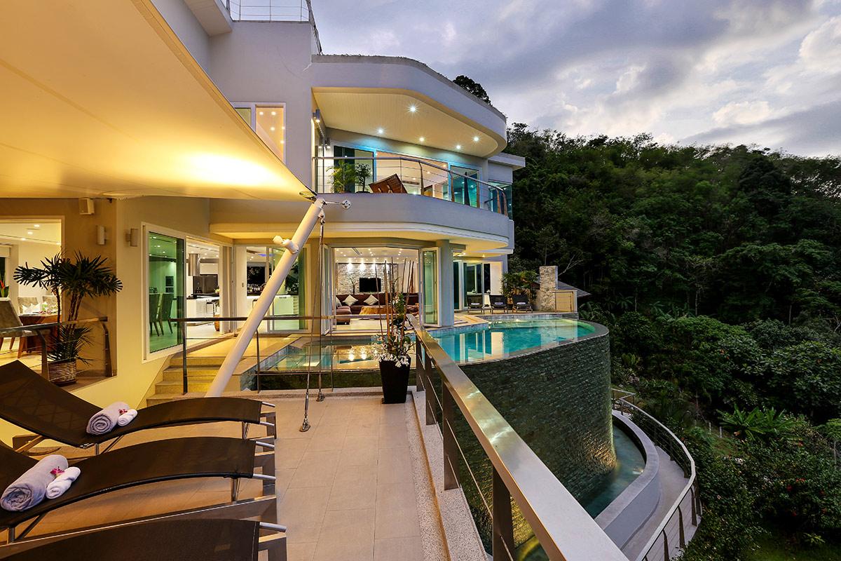 rent a villa in phuket thailand