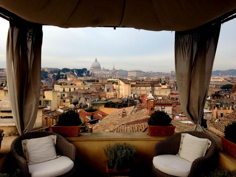 Special cooking class in Rome