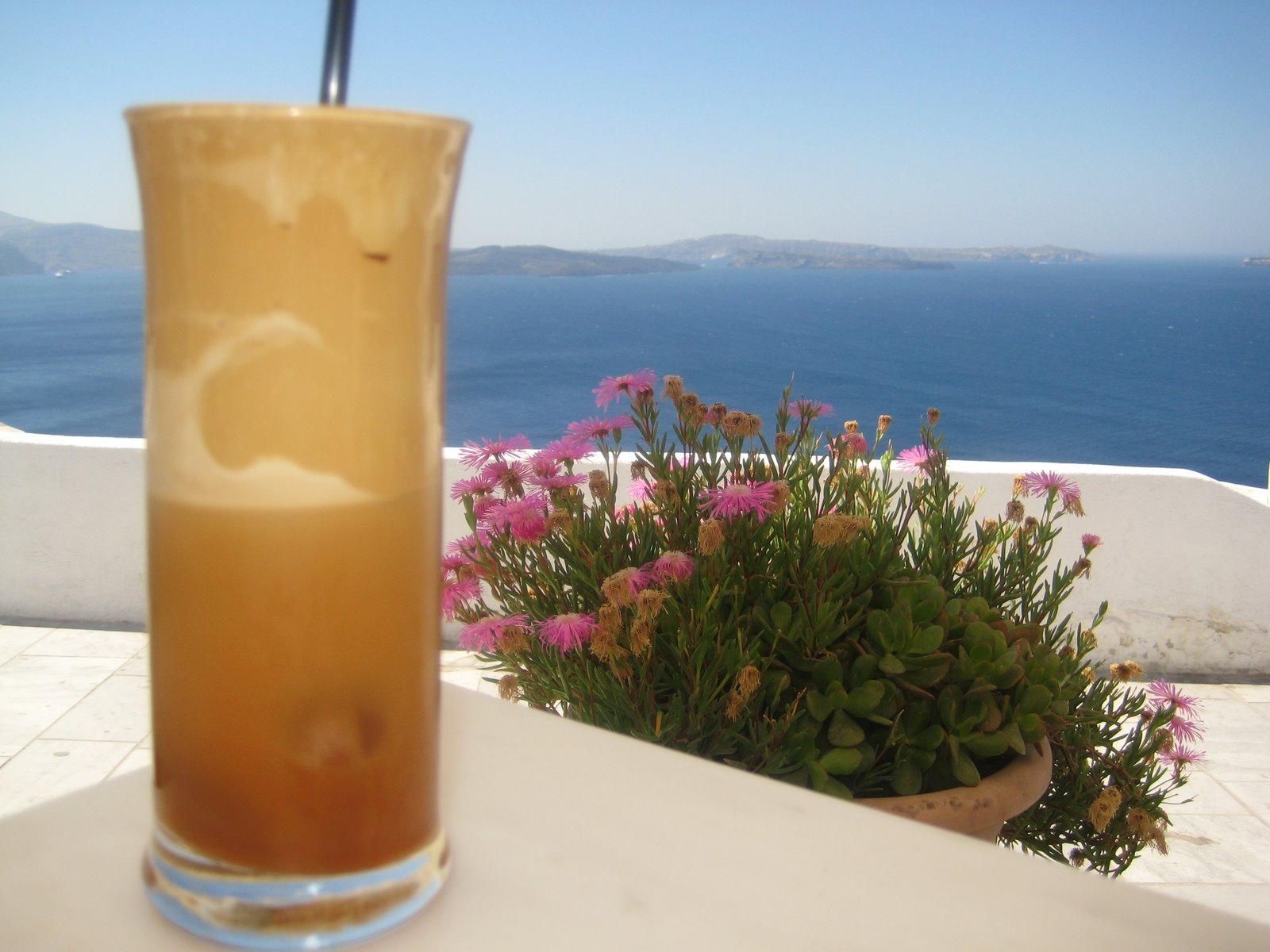 best coffee in Greece