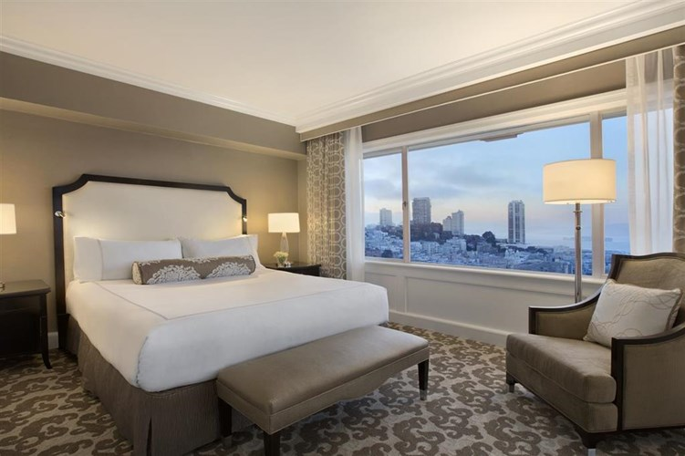 How to get upgraded. Fairmont San francisco