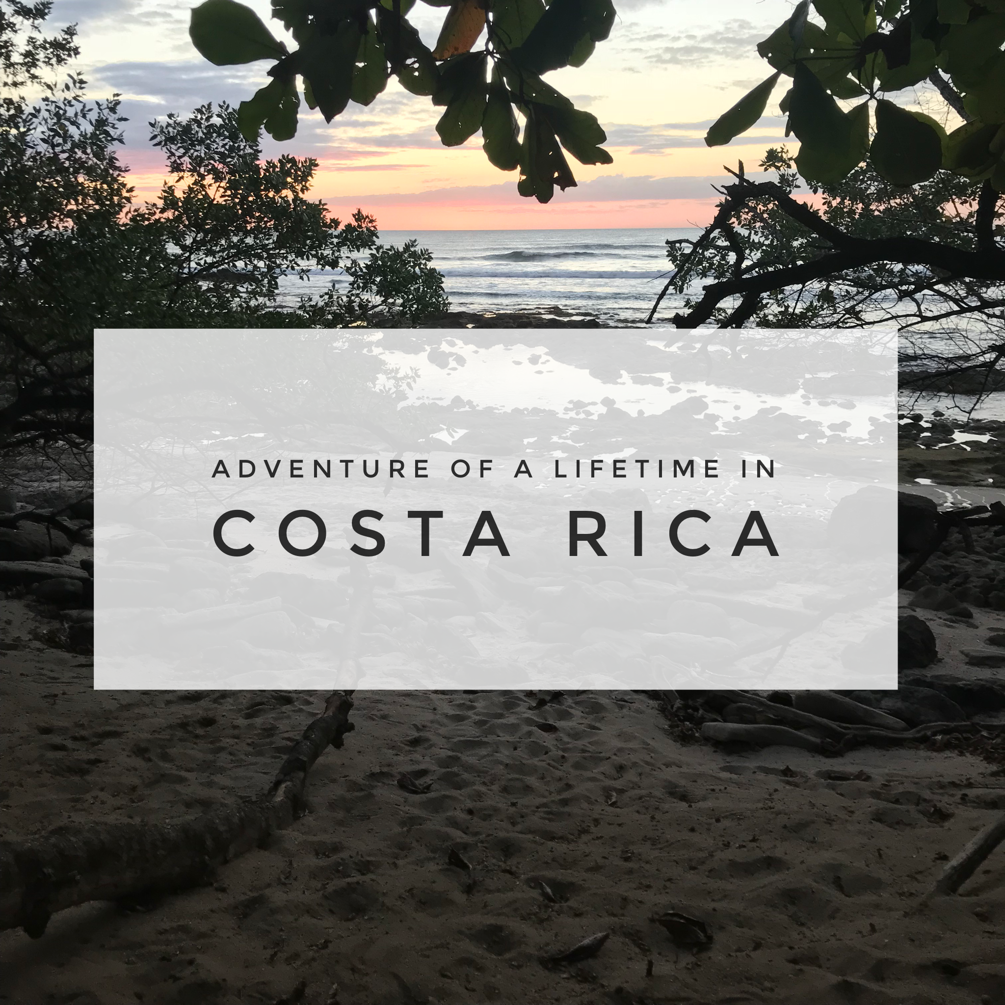 2 week Costa rica itinerary