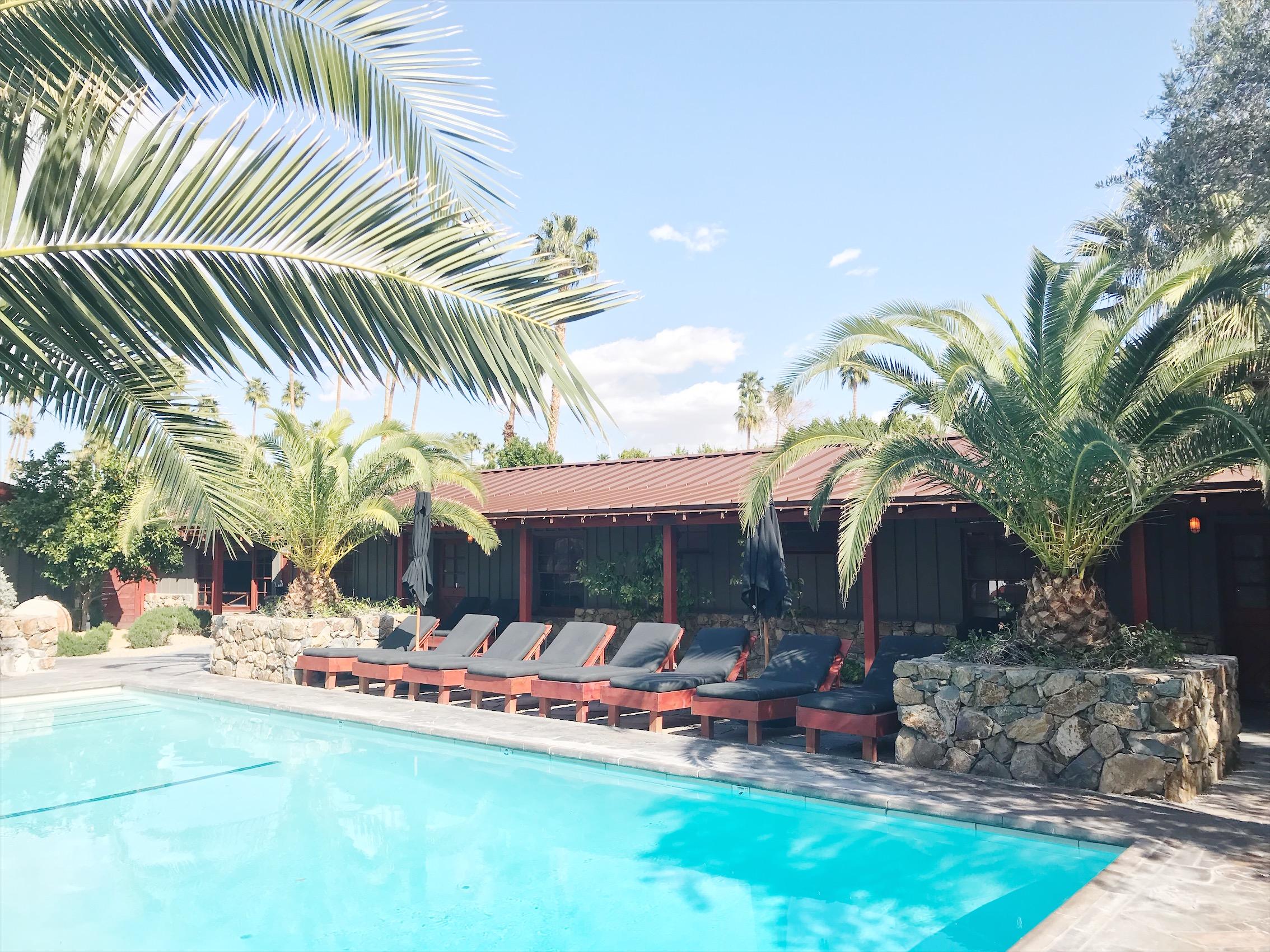 Getaway Sparrows Lodge Palm Springs