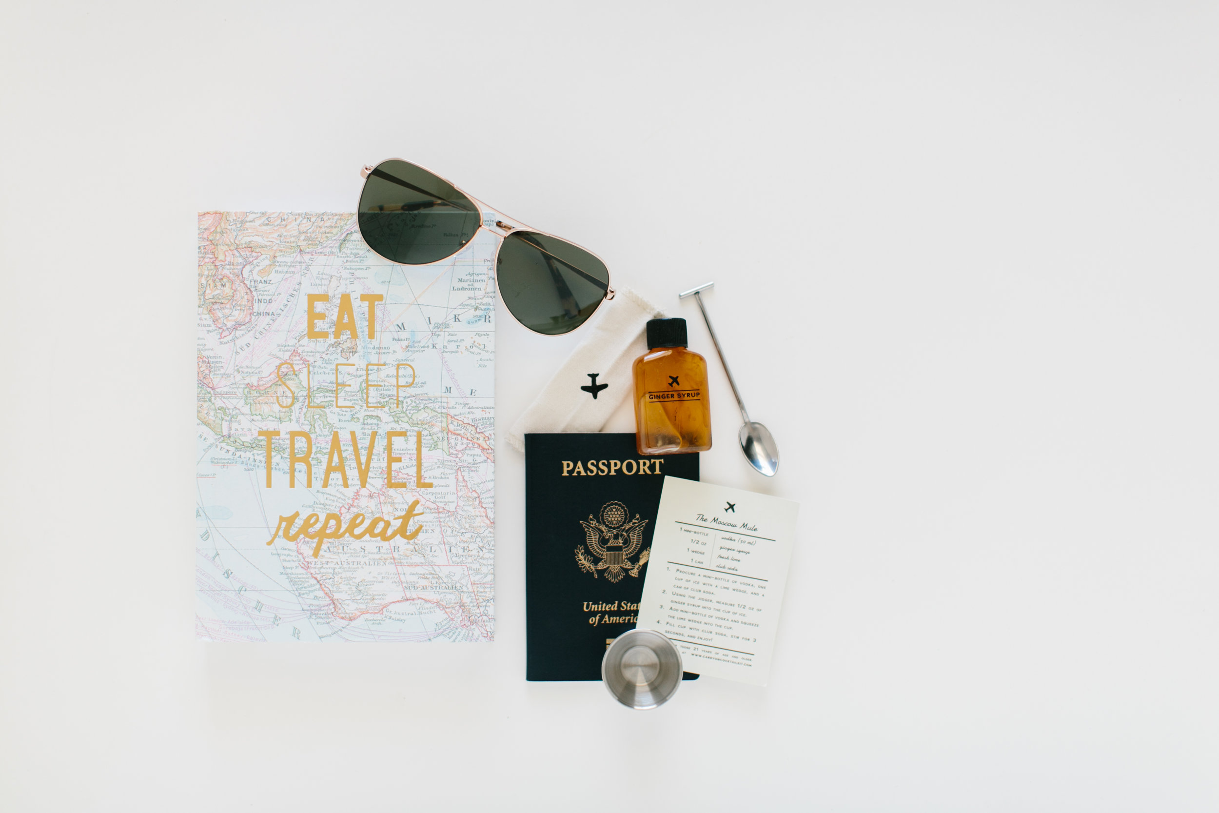 How to prepare for an international flight