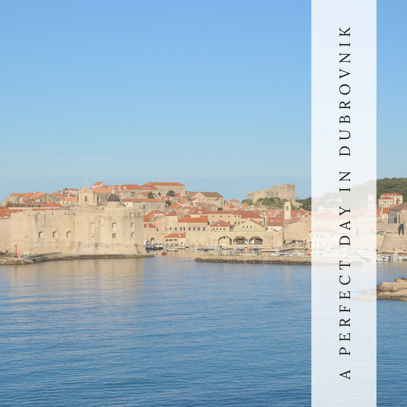 One day Dubrovnik itinerary