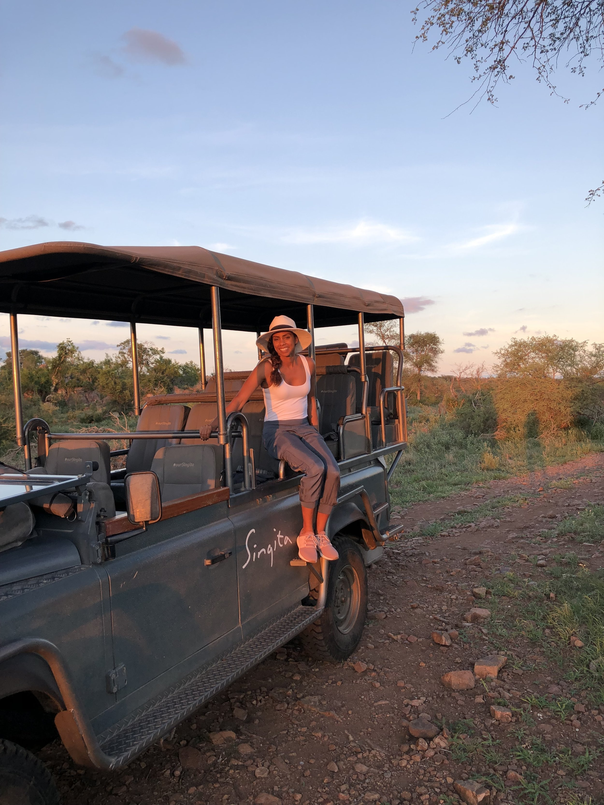 Best luxury safari lodge south africa