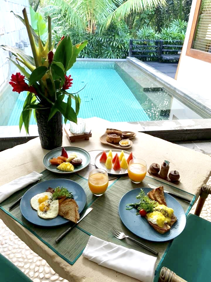 Where to stay in Ubud for honeymoon