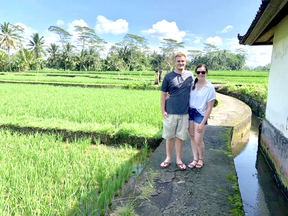 A luxury Bali honeymoon