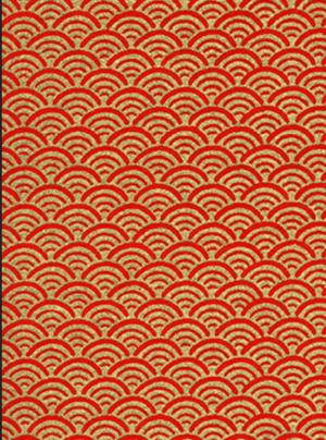 shine Gold printing //Yuzen Japanese paper Chiyogami 30 patterns 30 set