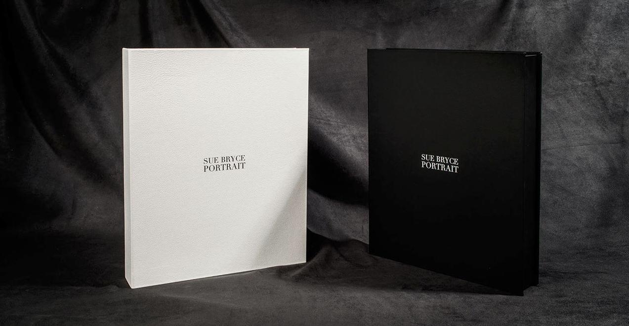 Leather Folio Box - our most popular box.
