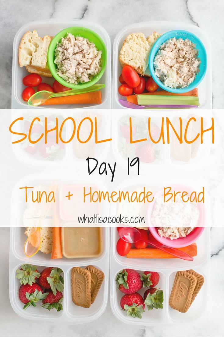 school lunch day 19