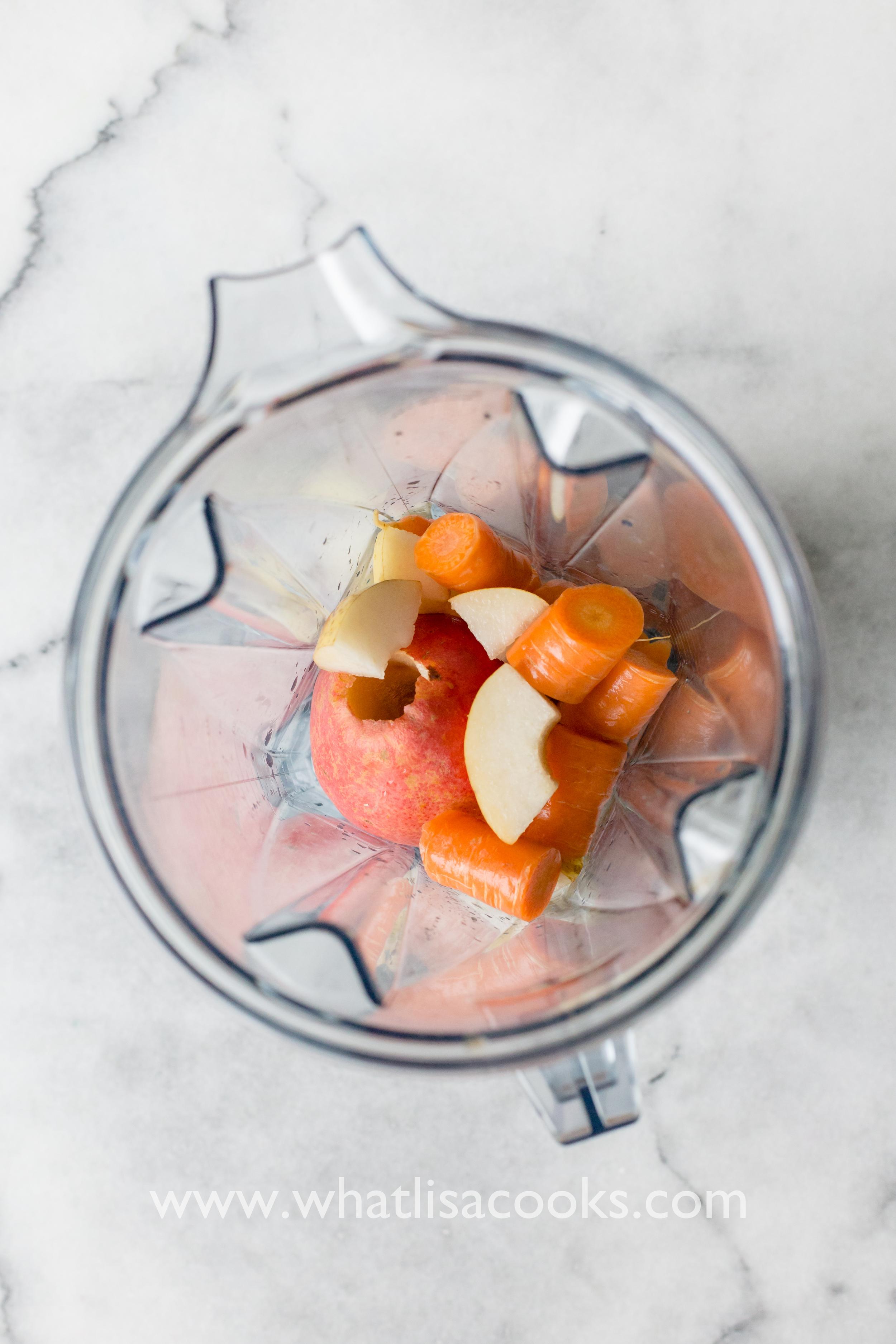 Carrots & Pears