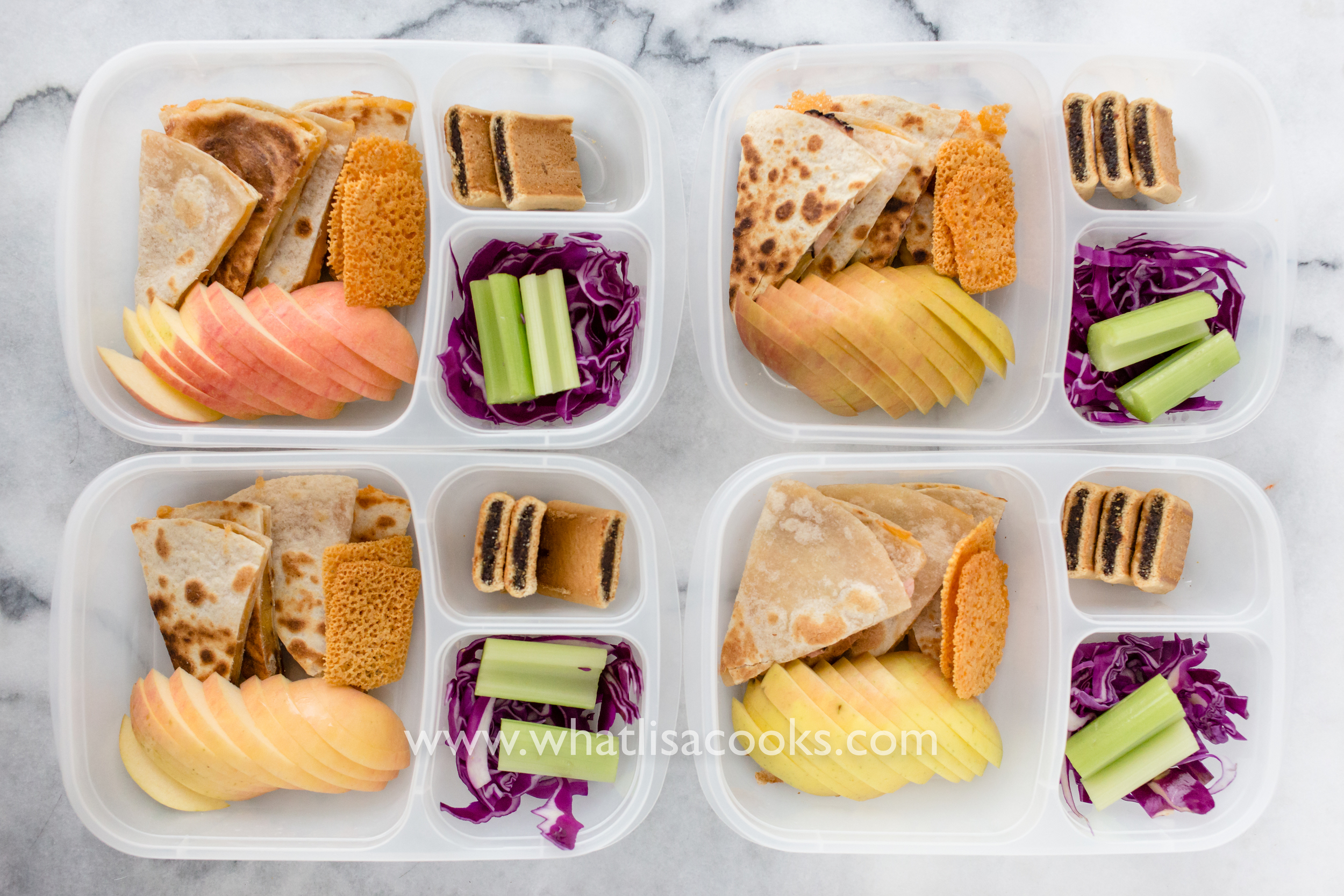 Easy school lunch from whatlisacooks.com