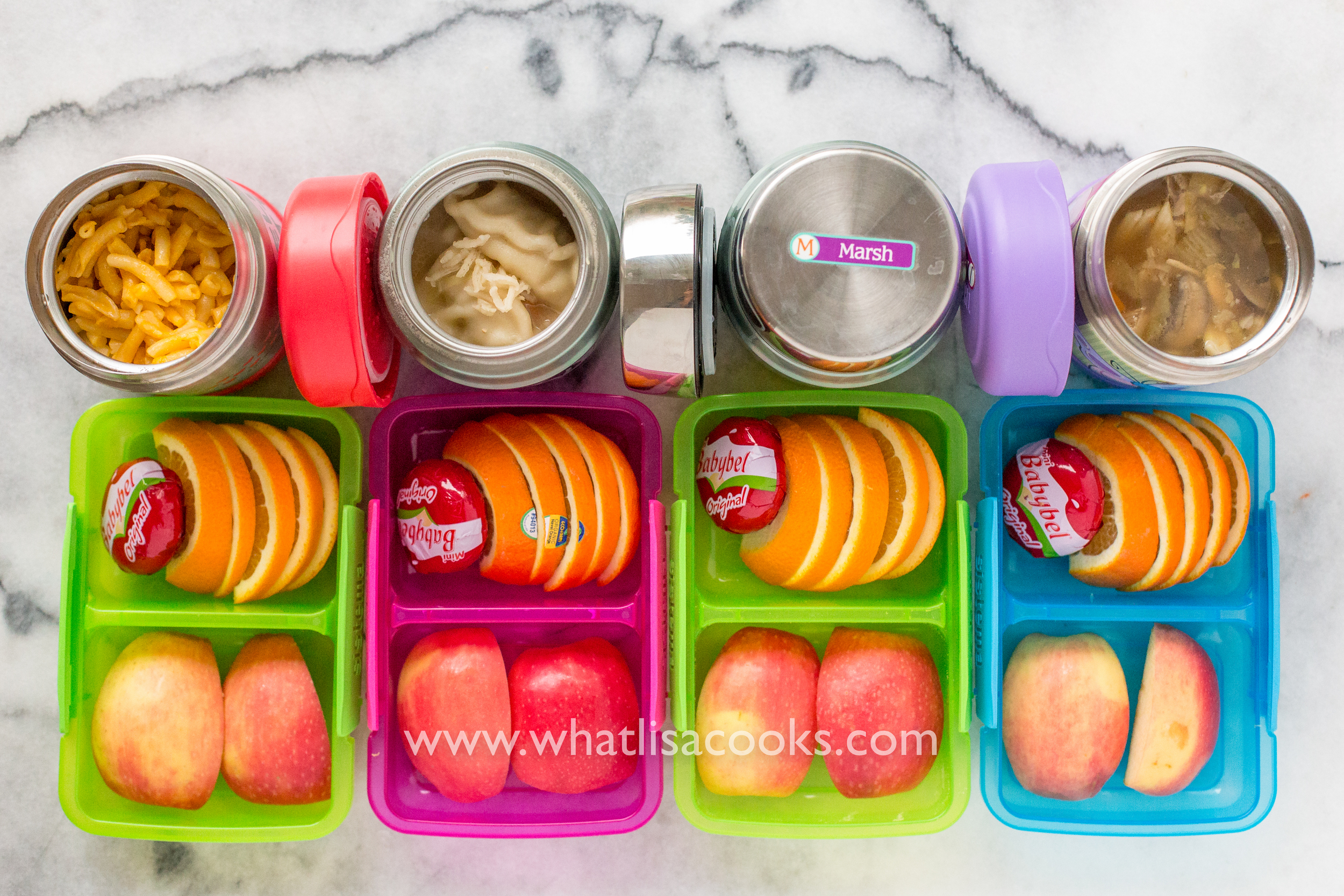 school lunch day 57 from WhatLisaCooks.com