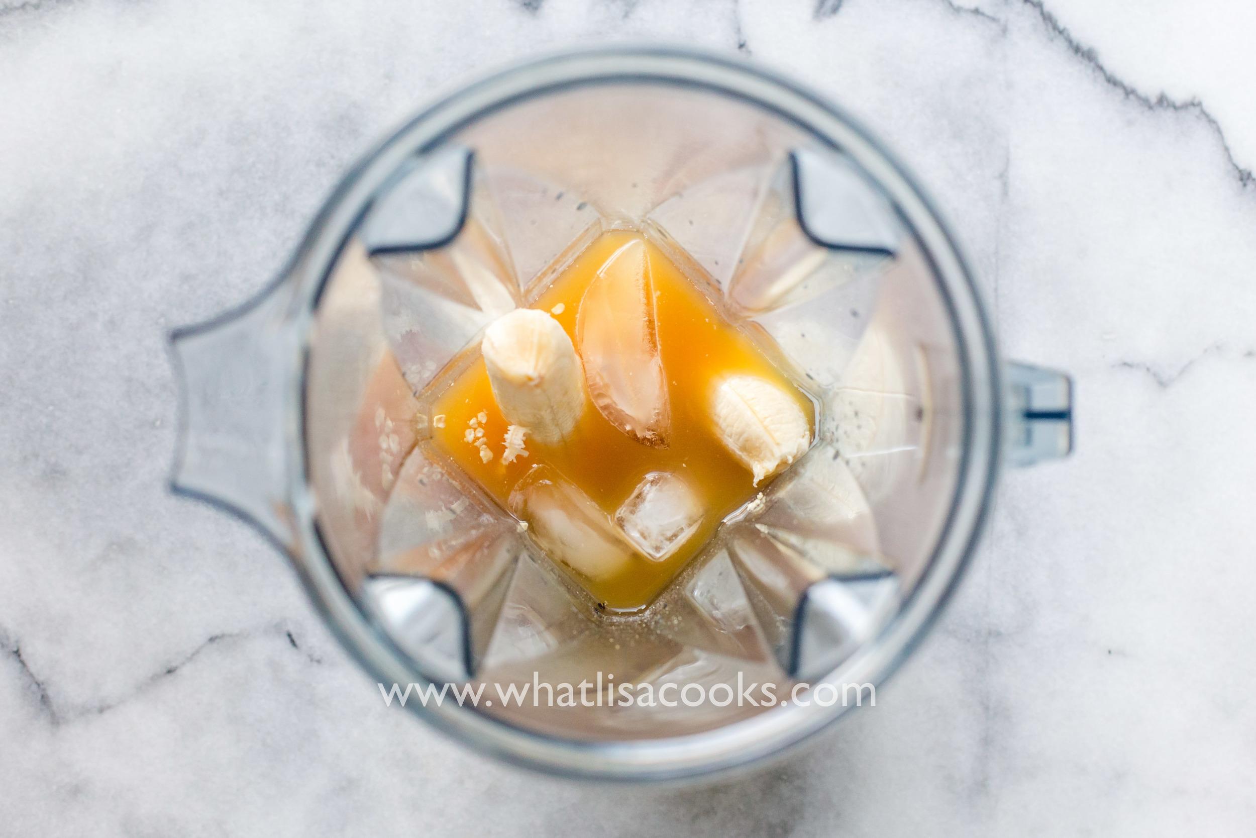 tummy soothing smoothie | whatlisacooks.com