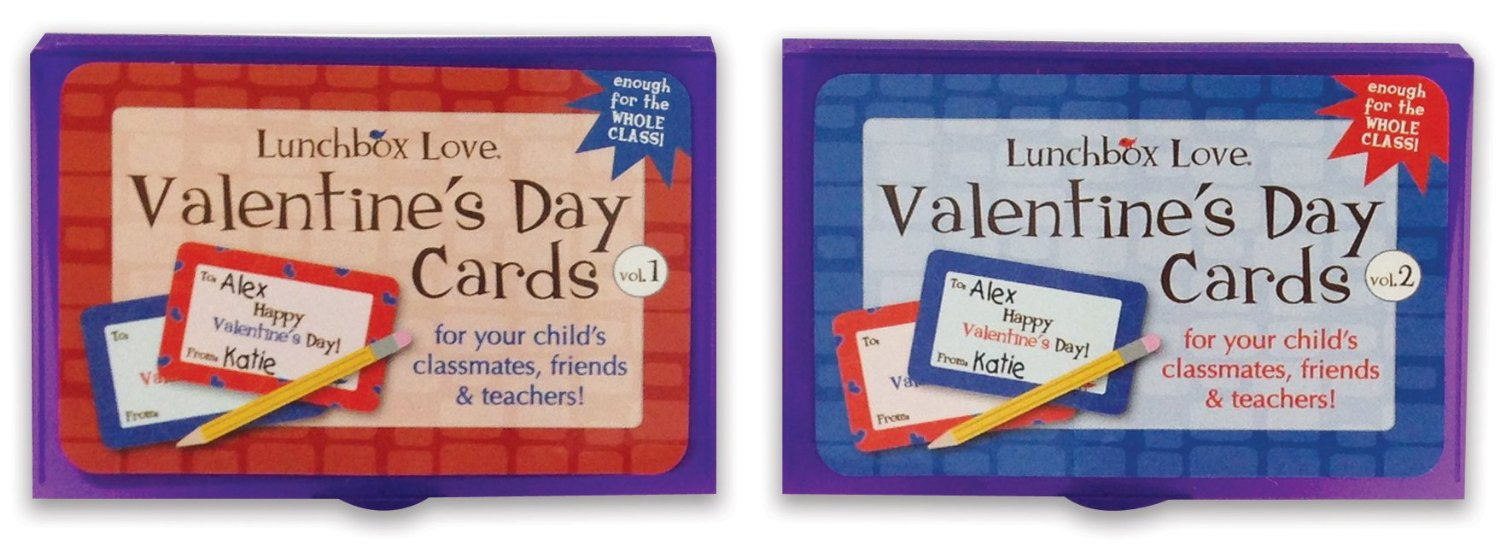 Click for info about these fun Valentine note cards!