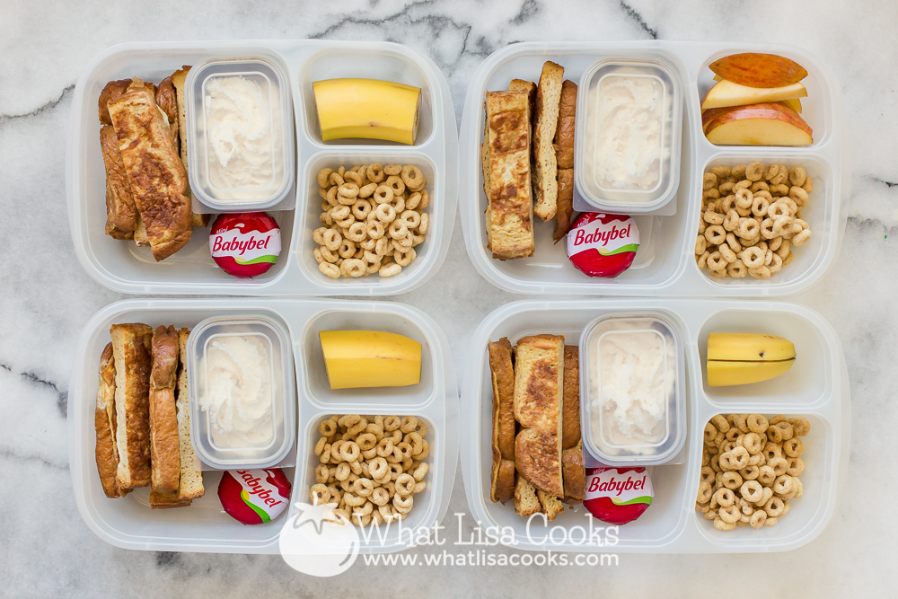 French toast for lunch | WhatLisaCooks.com