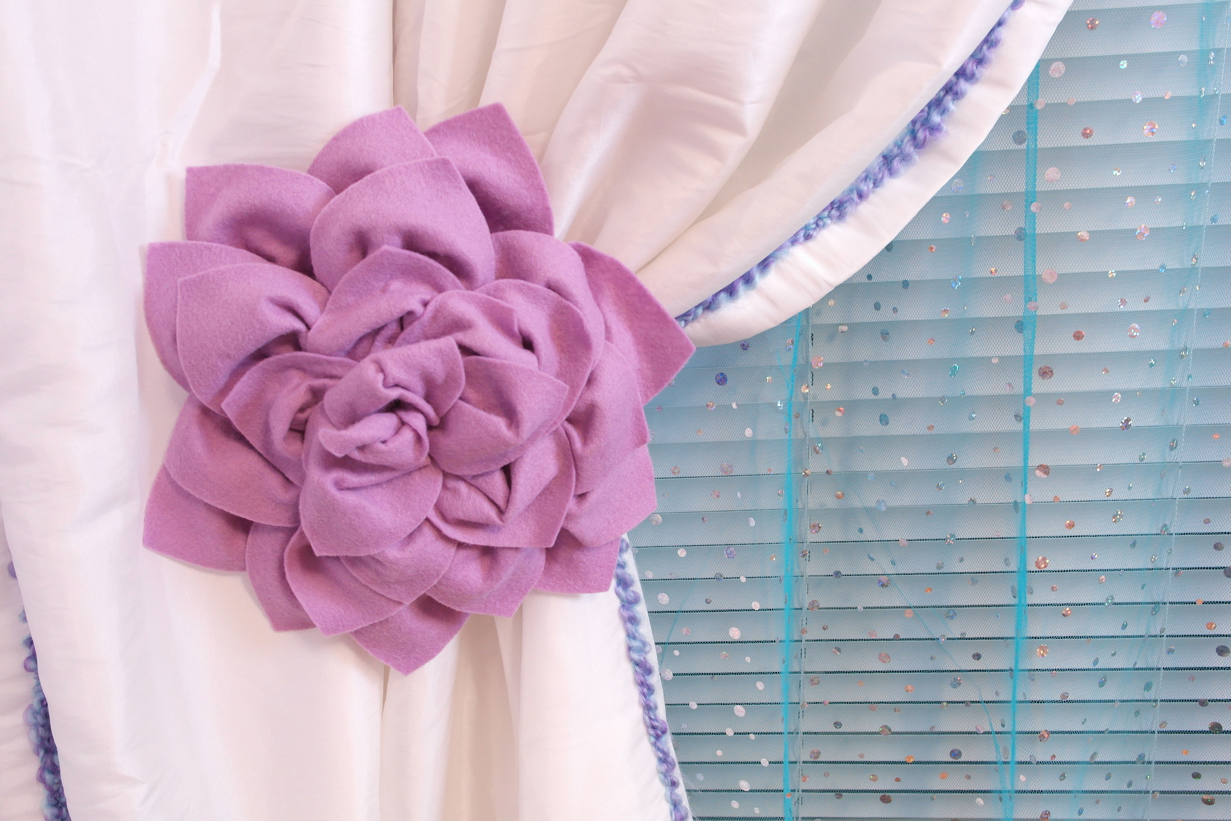 Amelias-Decorating-and-Design-New-Jersey-Interior-Design-Baby-Veroncia-Nursery-Design-Custome-Purple-and-teal-flower-curtain-tie-back.jpg