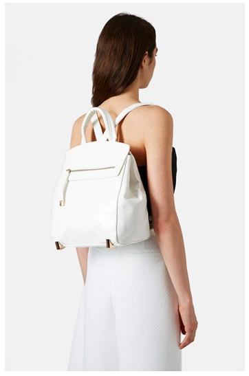 Topshop 'Smart Backpack' $70.00 available at Nordstrom
