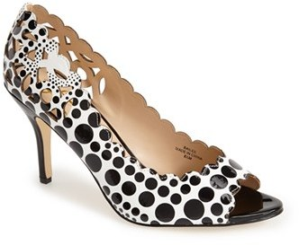 J. Reneé 'Bailee' Scalloped Pump